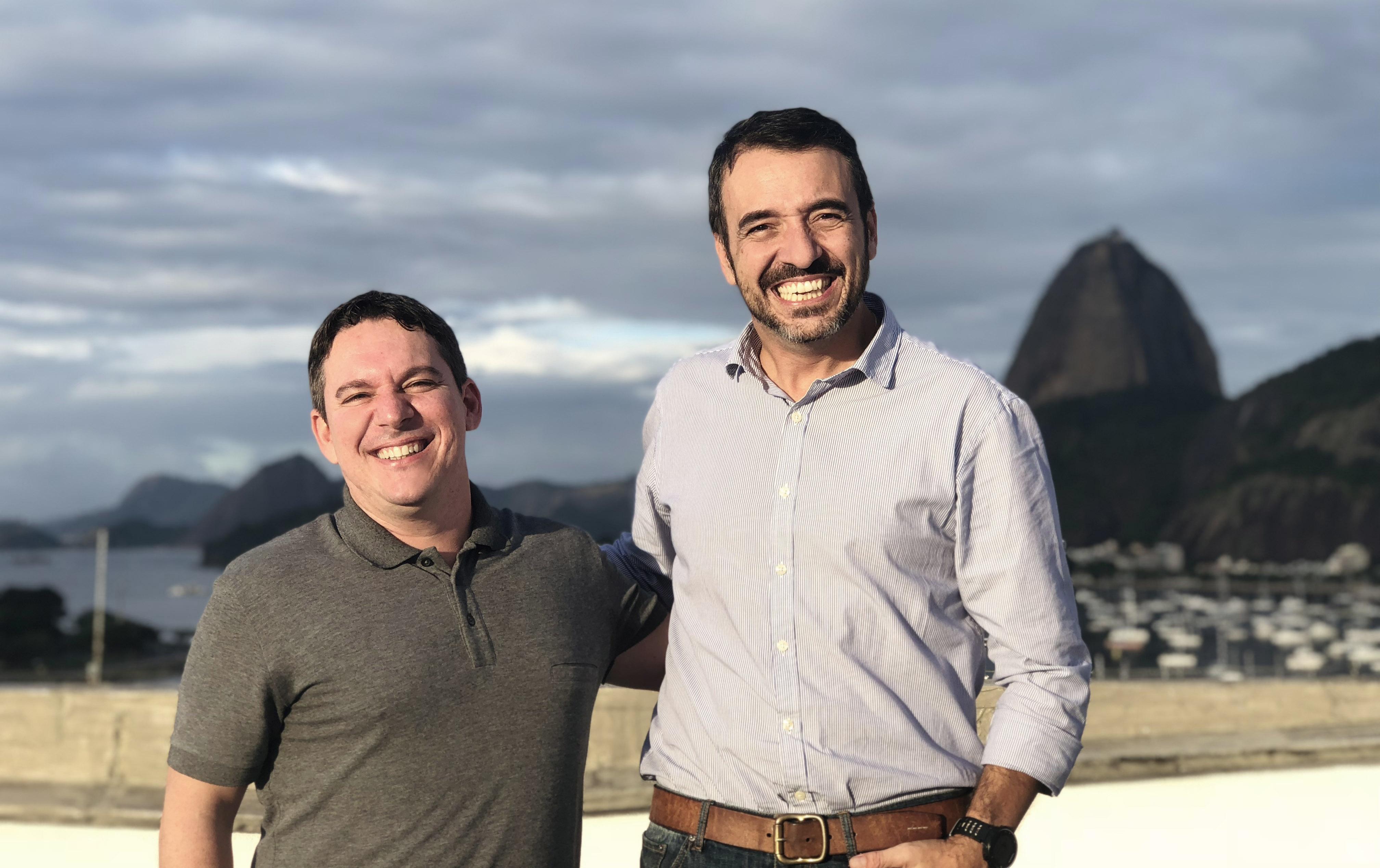 Ricardinho e Marcio Borges