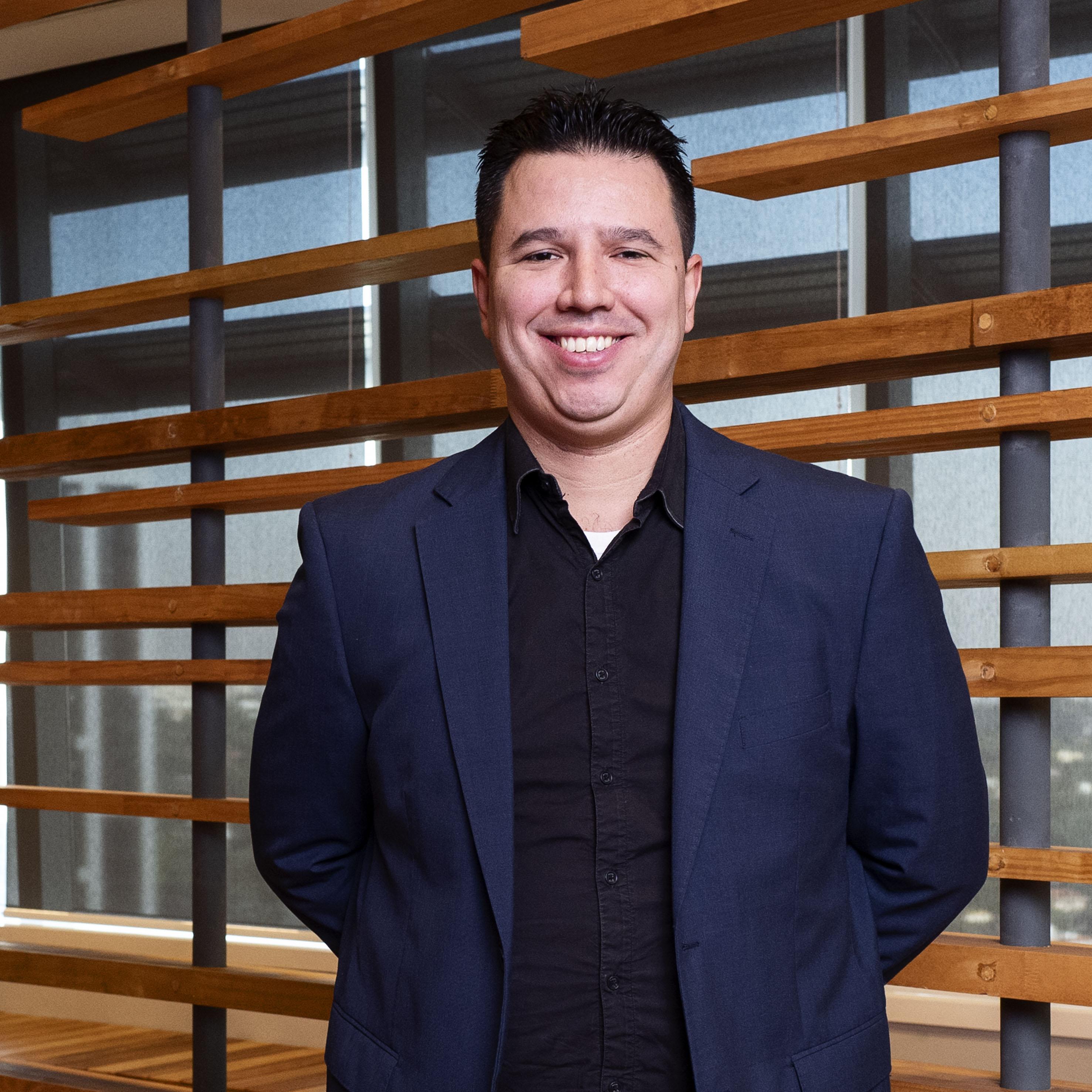 Danilo Ken, diretor de negócios.
