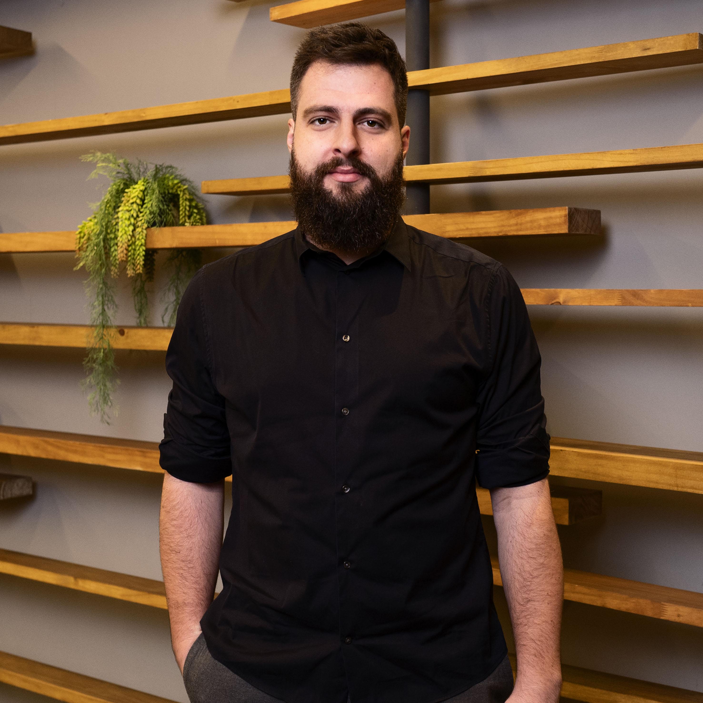 Leandro Rossi, diretor de negócios.