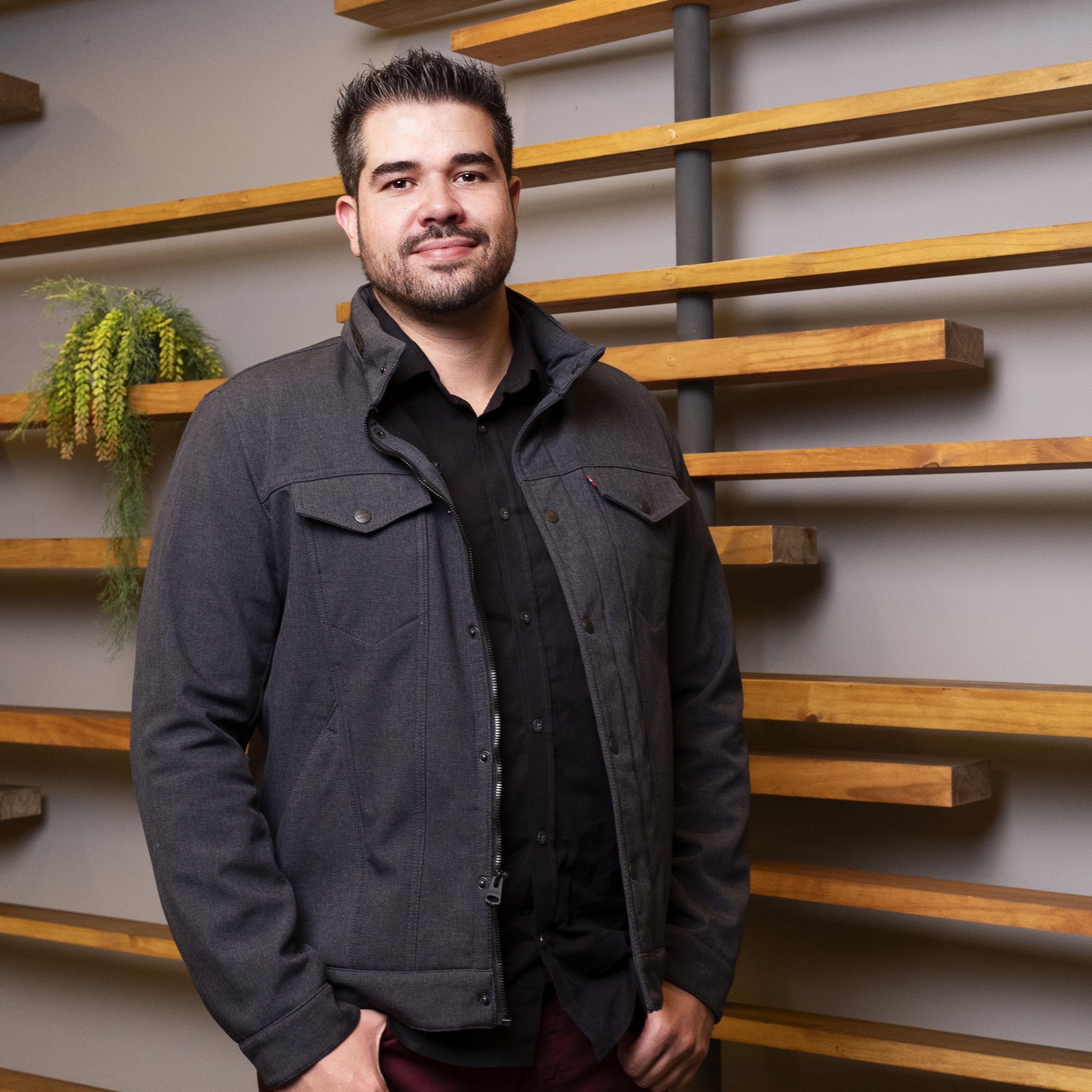 Marcelo Tufão, diretor de negócios.