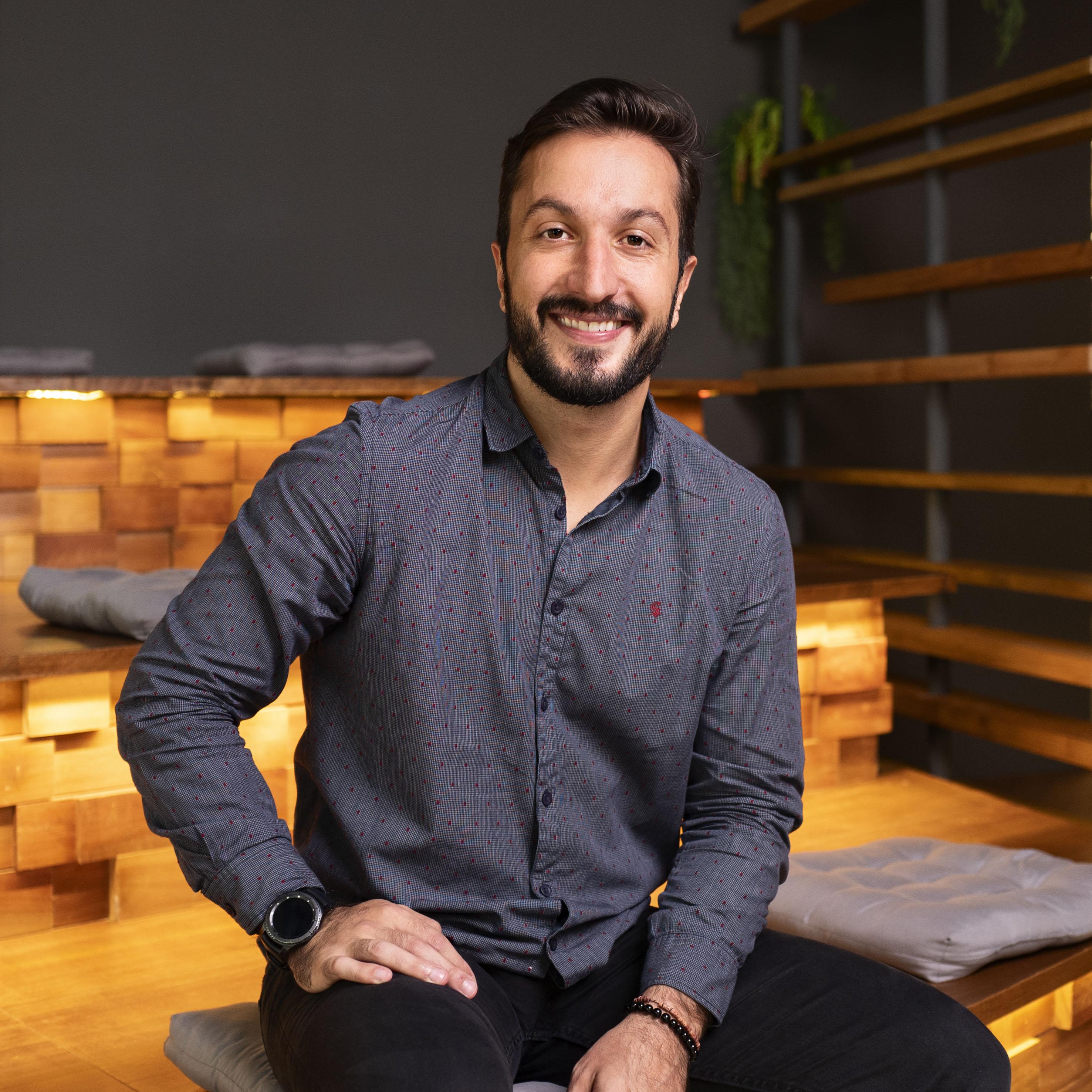Ricardo Munhoz, diretor de negócios.