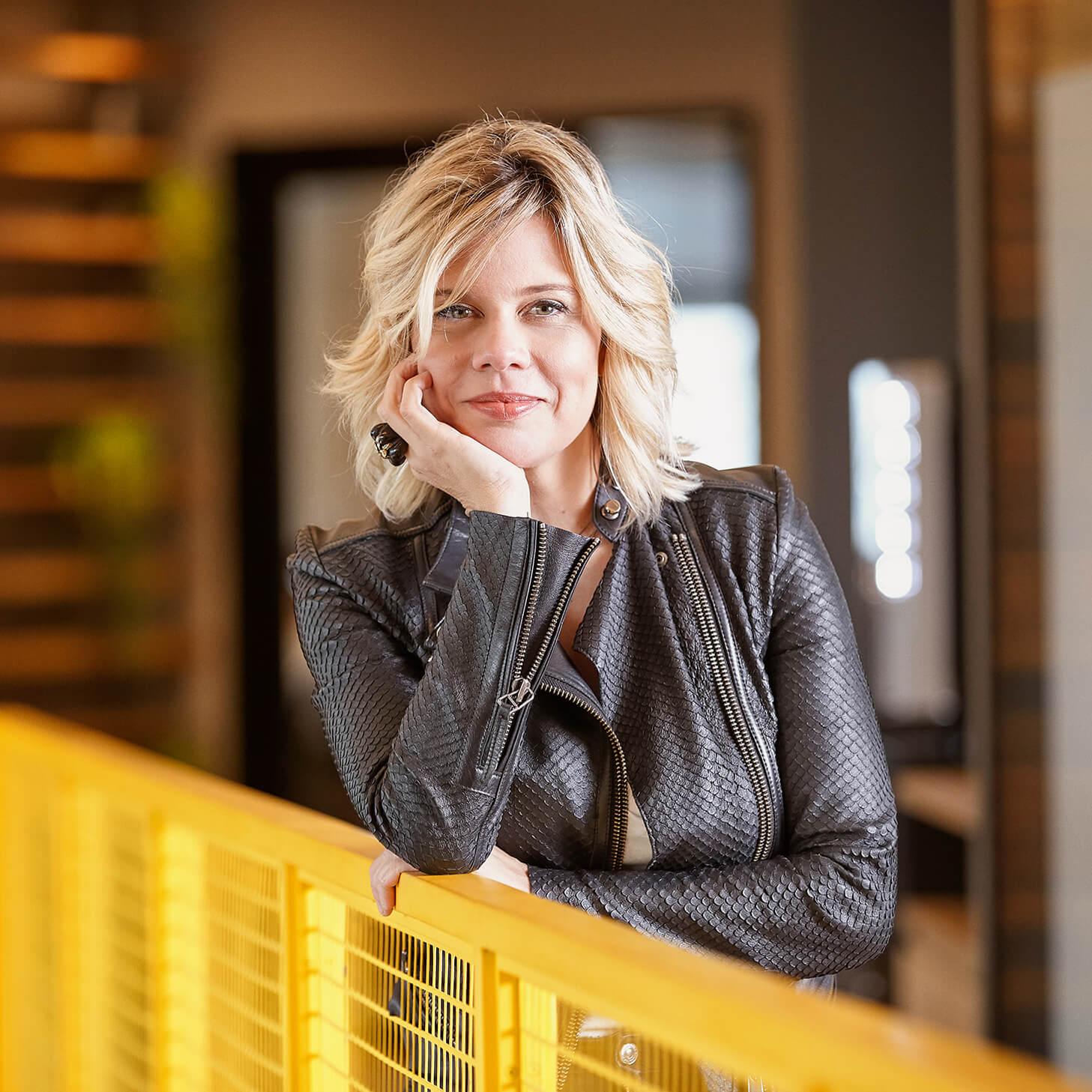 Renata Bokel, CSO.